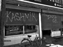 Graffiti (Location: Srinagar Downtown)