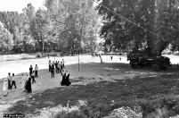 Presence of military inside school campus (Location; Baramulla)